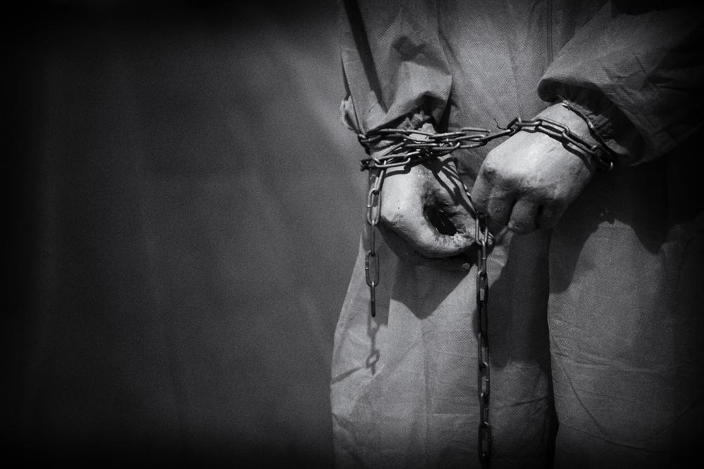 Finissons-en avec le sentiment d'être esclave de quelque chose ou de quelqu'un